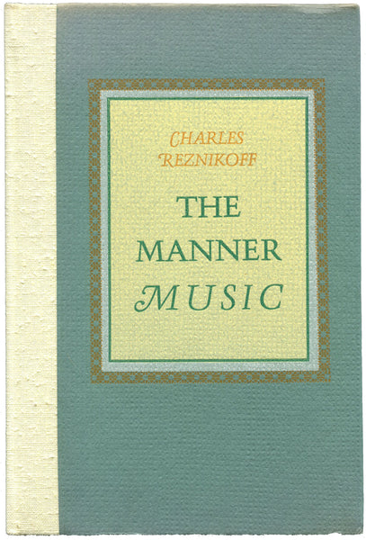 THE MANNER MUSIC