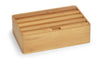 ALLDOCK - NATURE - Medium 4 USB Hub - Bamboo