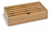 ALLDOCK - NATURE - Large 6 USB Hub - Bamboo