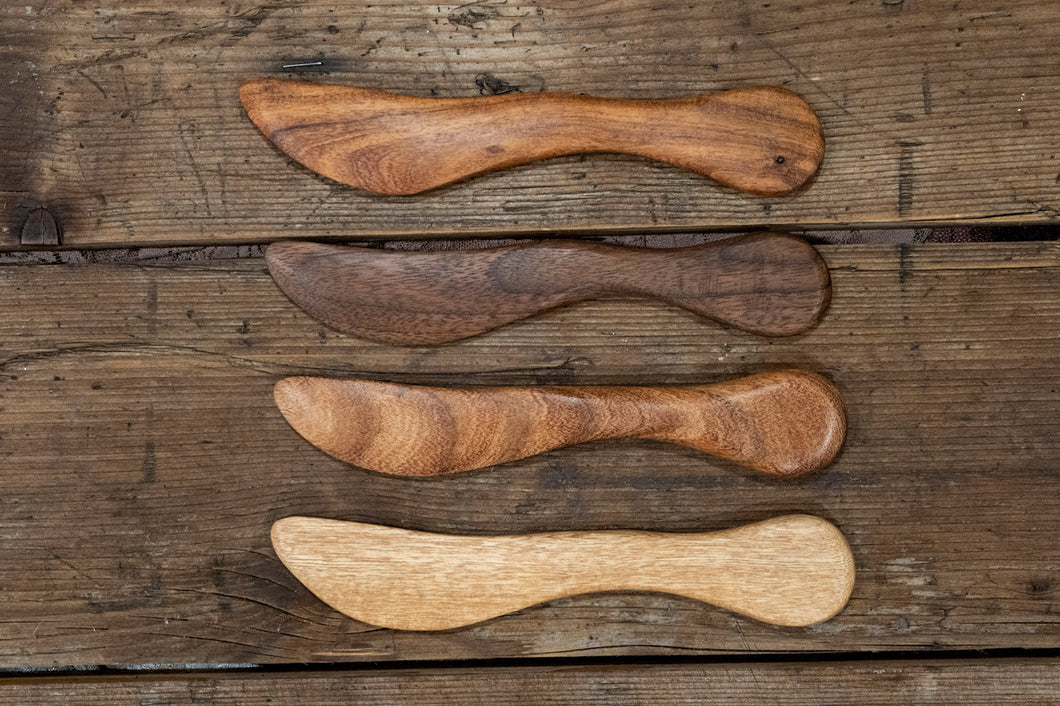 Butter Knife- Multiple Color Variations Available