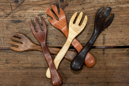 Fork- Multiple Color Variations Available