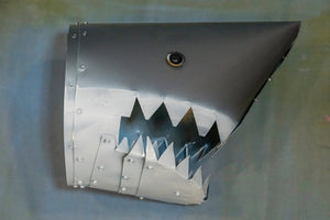 Large Bot Shark Head