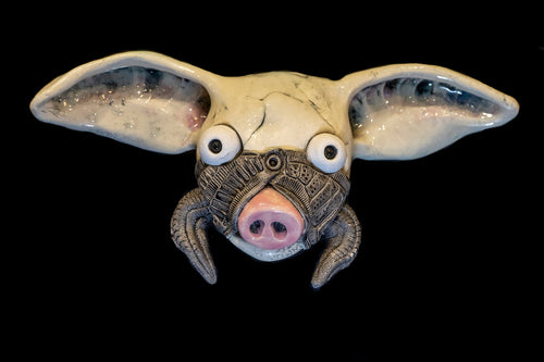 Pig with Horns