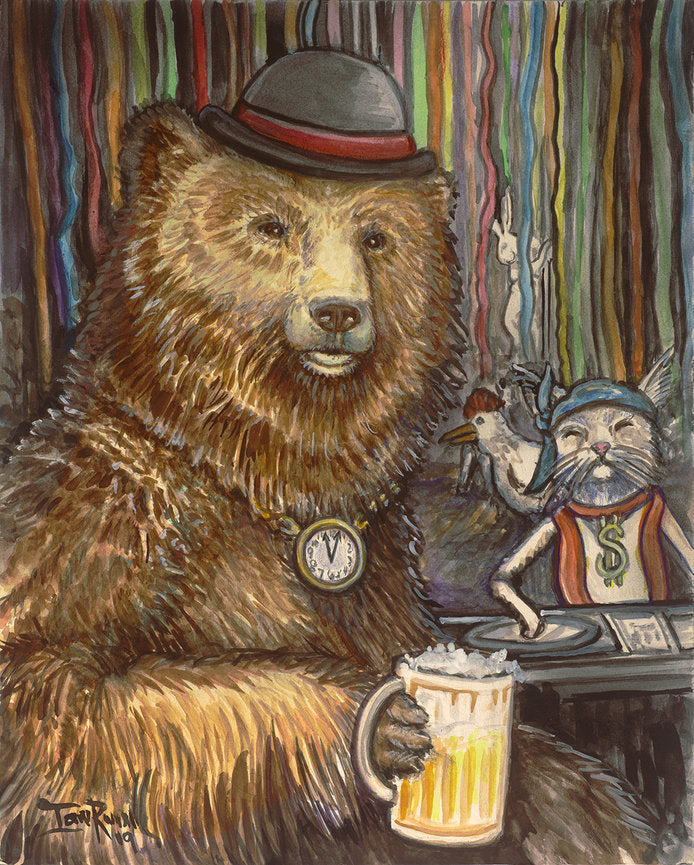 Bear Essentials of Partying