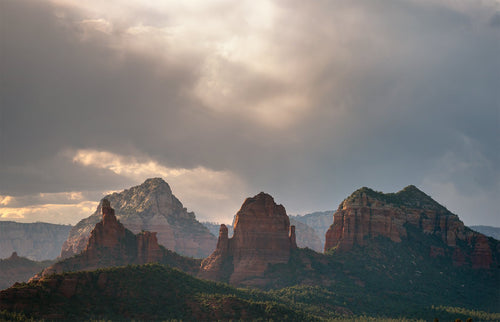*New* Play of Light in Sedona
