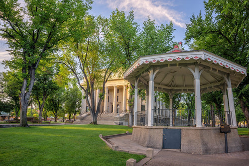 Prescott Courthouse and Gazebo