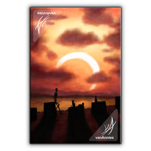 Load image into Gallery viewer, Eclipse at Sunset