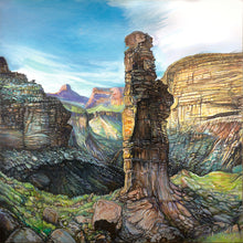 Load image into Gallery viewer, Grand Canyon Monument  Canyon