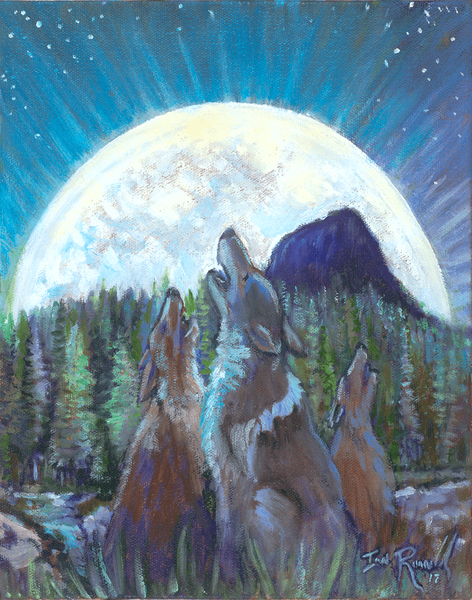 Howling Home