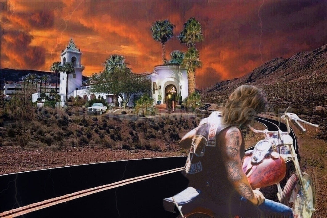 The Hotel California