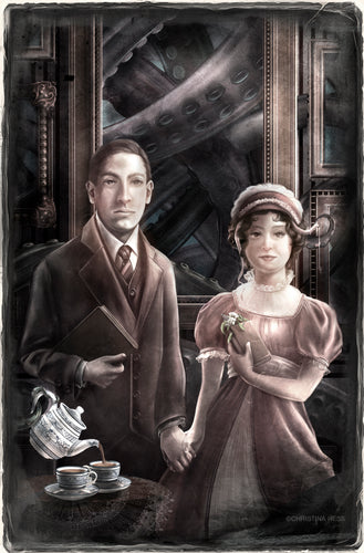 Lovecraft Austen