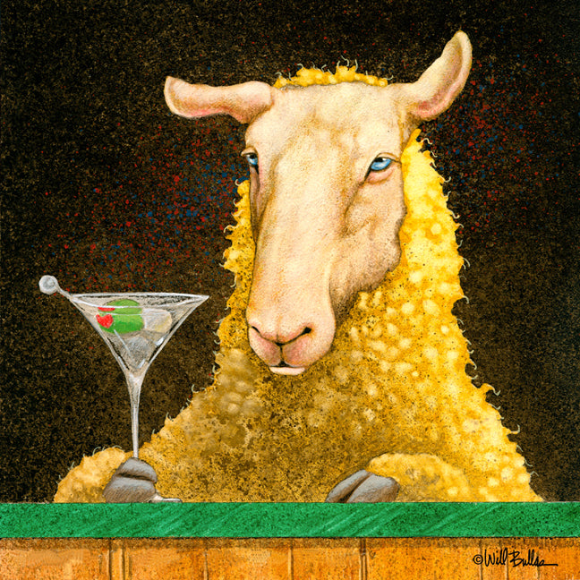 Sheepfaced on Martinis