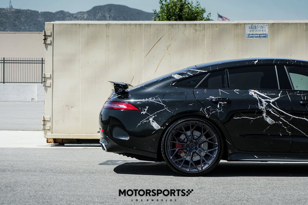 BRIXTON FORGED WHEELS - MERCEDES GT63S AMG - MOTORSPORTS LA