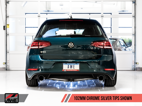 AWE Track Edition Exhaust for VW MK7.5 GTI - Motorsports LA