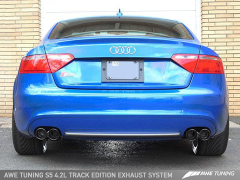 AWE Touring Edition Exhaust System for B8 S5 4.2L