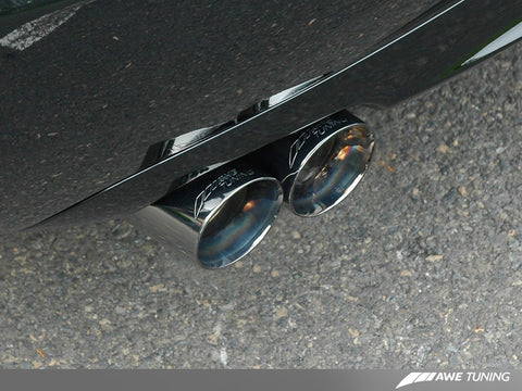 AWE Touring Edition Exhaust for Audi B7 A4 3.2L