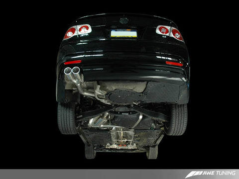 AWE Performance Cat-back Exhaust for Golf / Rabbit 2.5L - Motorsports LA