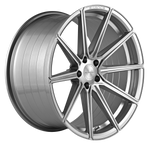 "20"" Stance SF09 Brush Silver Concave Wheels - Set of 4 - - Motorsports LA"