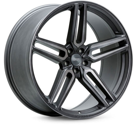 "20"" Vossen HF-1 Tinted Matte Gunmetal Wheels - Set of 4 - 20x9.5 20x10.5 - Motorsports LA"