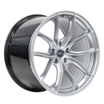 Forgeline F01 Liquid Silver - Set of 4 - Motorsports LA
