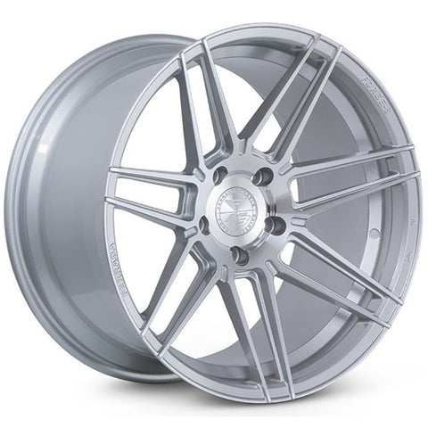 "20"" Ferrada FR6 - Staggered - Machined Silver - Motorsports LA"