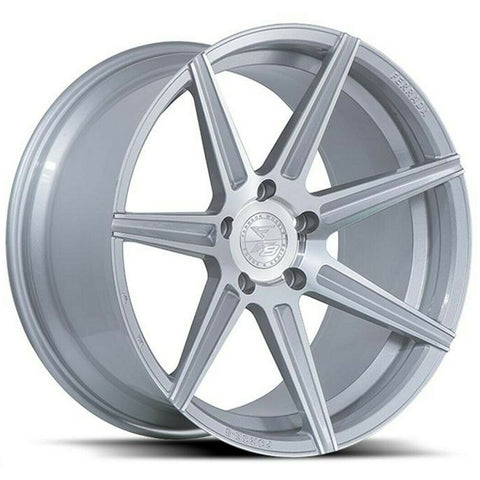 "20"" Ferrada FR7 - Staggered - Machined Silver - Motorsports LA"
