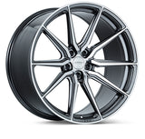 "19"" Vossen HF-3 Wheels - Set of 4 - Concave Hybrid Forged - Motorsports LA"