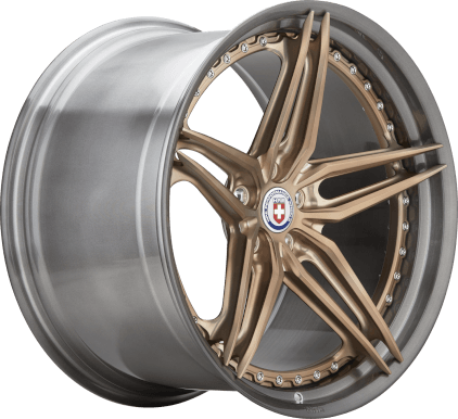 HRE S107SC 2-PIECE Forged Wheels - Starting at $2,600 Each. - Motorsports LA