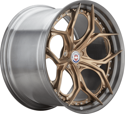 HRE S111SC 2-PIECE Forged Wheels - Starting at $2,600 Each. - Motorsports LA