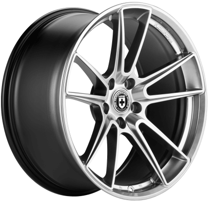 "21"" HRE FF04 Flow Form Wheels - Set of 4 - Motorsports LA"