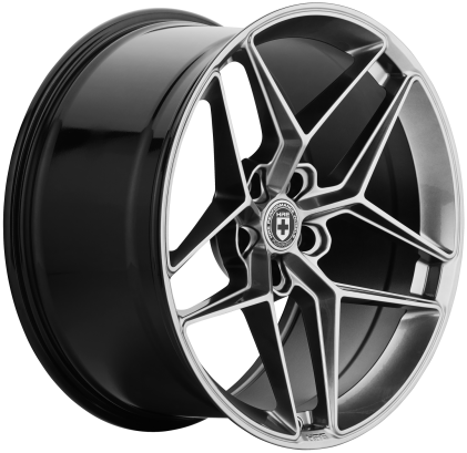 "19"" HRE FF11 Flow Form Wheels - Set of 4 - Motorsports LA"