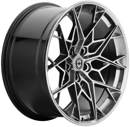 "19"" HRE FF10 Flow Form Wheels - Set of 4 - Motorsports LA"