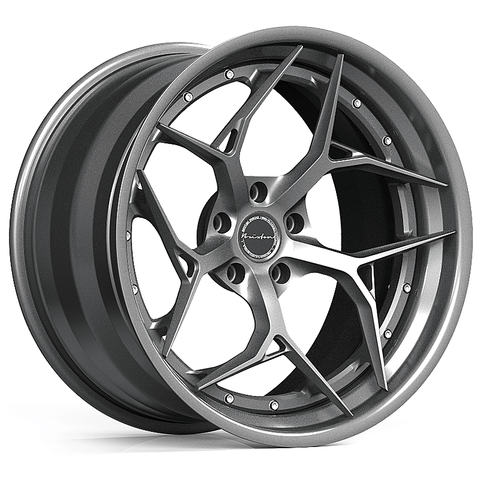 Brixton Forged PF5 Targa Series 3-Piece Wheels - Starting at $2,344 Each - Motorsports LA