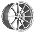 "20"" Vertini RFS1.1 Brush Silver Wheels - Set of 4 - Motorsports LA"