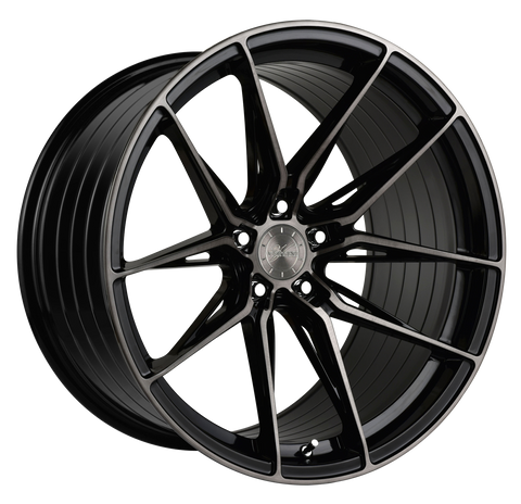 "19"" Vertini RFS1.8 Dual Black Wheels - Set of 4 - Motorsports LA"