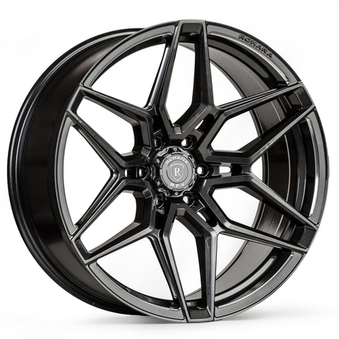 "22"" Rohana RFV2 Wheels - Set of 4 - Concave Rotary Forged - Motorsports LA"