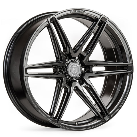 "22"" Rohana RFV1 Wheels - Set of 4 - Concave Rotary Forged - Motorsports LA"