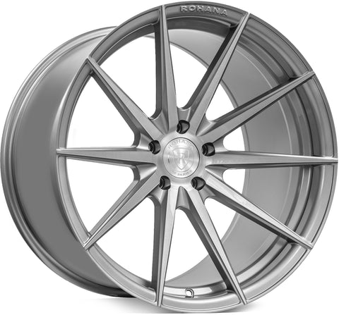 "20"" Rohana RFX1 Wheels - Set of 4 - Concave Rotary Forged - Motorsports LA"