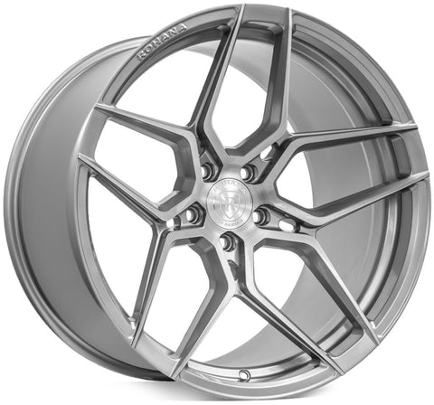 "19"" Rohana RFX11 Wheels - Set of 4 - Concave Rotary Forged - Motorsports LA"