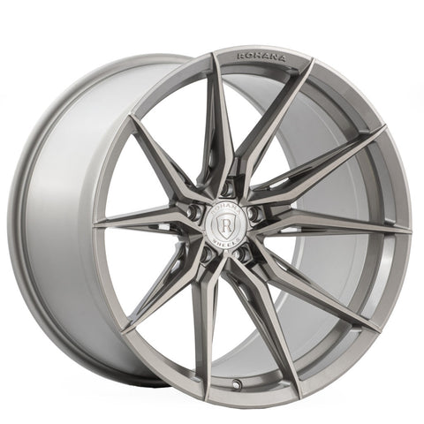 "20"" Rohana RFX13 Wheels - Set of 4 - Concave Rotary Forged - Motorsports LA"