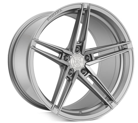 "22"" Rohana RFX15 Wheels - Set of 4 - Concave Rotary Forged - Motorsports LA"