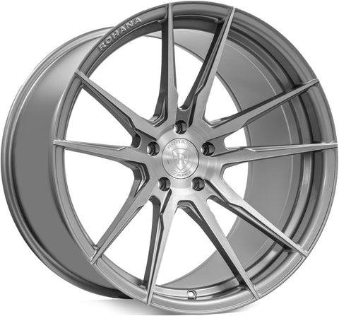 "19"" Rohana RFX2 Wheels - Set of 4 - Concave Rotary Forged - Motorsports LA"