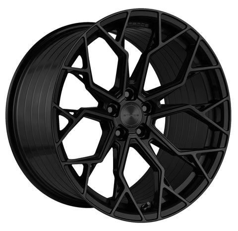 "20"" Stance SF10 Wheels Satin Black - Set of 4 - Motorsports LA"