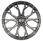 "19"" Stance SF10 Wheels Brushed Dual Gunmetal - Set of 4 - Motorsports LA"