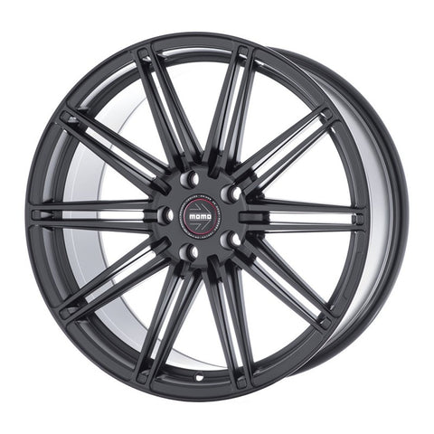"20"" MOMO Barlette Black - Starting at $320 Each - Motorsports LA"