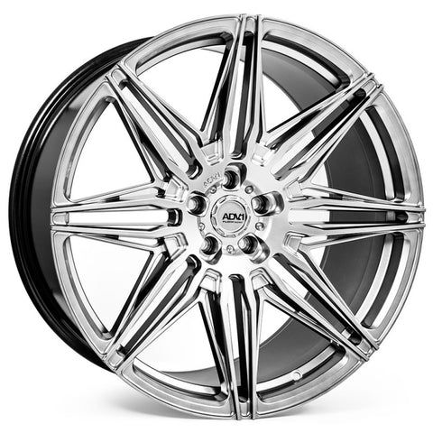 "22"" ADV1 ADV08 FLOW SPEC - SET OF 4 - Motorsports LA"
