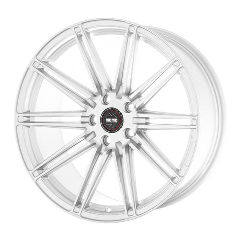 "19"" MOMO Barletta Silver - Starting at $290 Each - Motorsports LA"