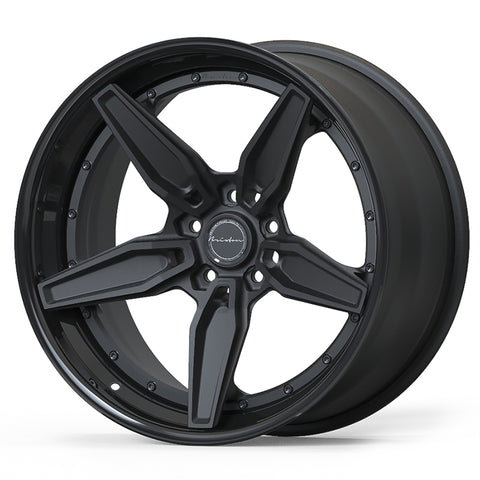 Brixton Forged PF4 Targa Series 3-Piece Wheels - Starting at $2,344 Each - Motorsports LA