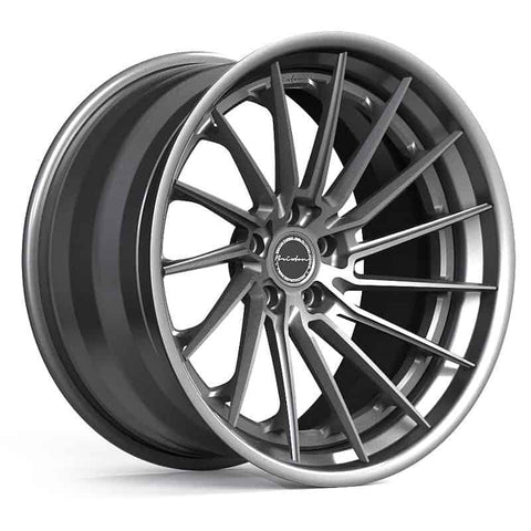 Brixton Forged R15 Targa Series 3-Piece Wheels - Starting at $2,344 Each - Motorsports LA