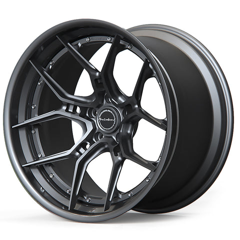 Brixton Forged CM5-R Targa Series 3-Piece Wheels - Starting at $2,344 Each - Motorsports LA